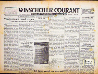 Winschoter Courant (04-05-1971)