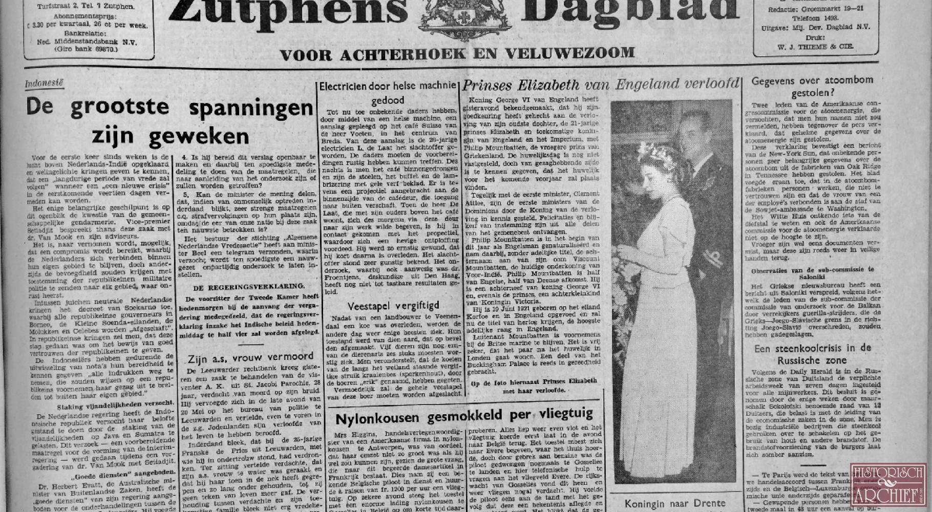 Zutphens dagblad