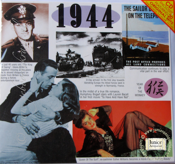A Time to Remember 1944