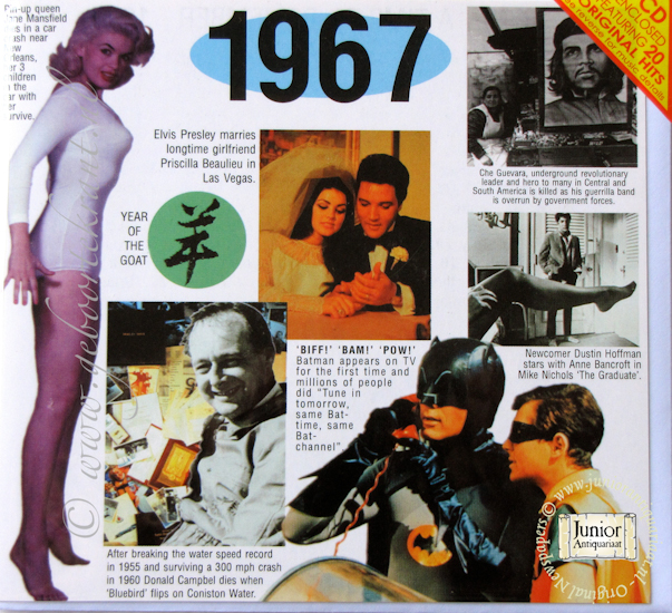 A Time to Remember 1967