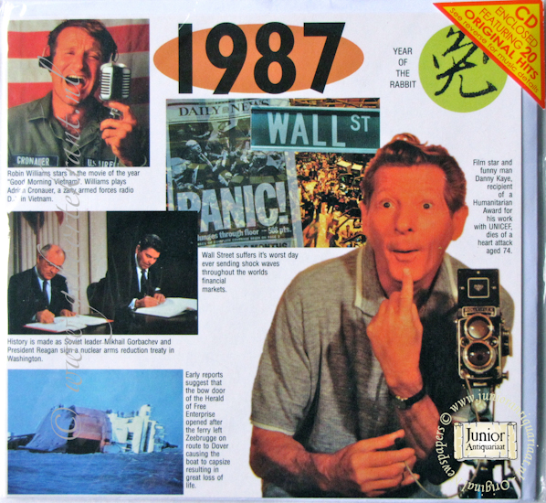 A Time to Remember 1987