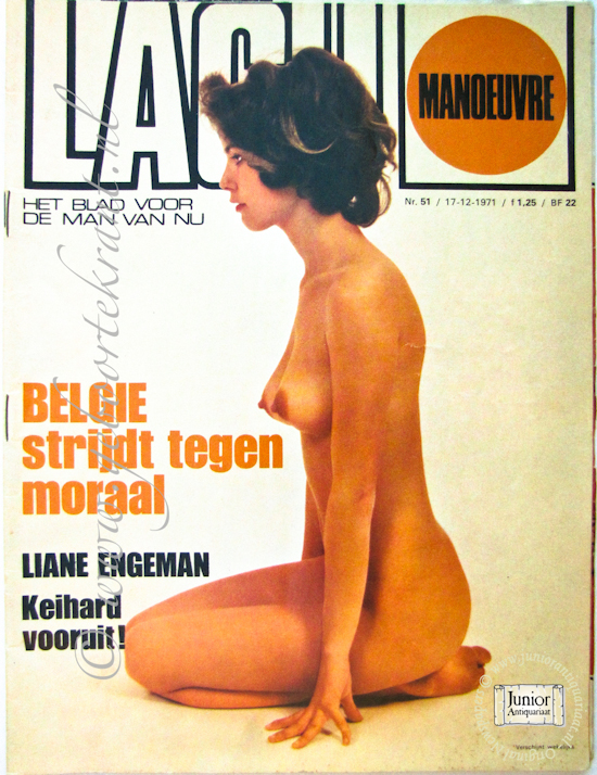 De Lach het blad voor de man van nu (17-07-1971)