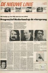 De Nieuwe Linie (01-05-1971)