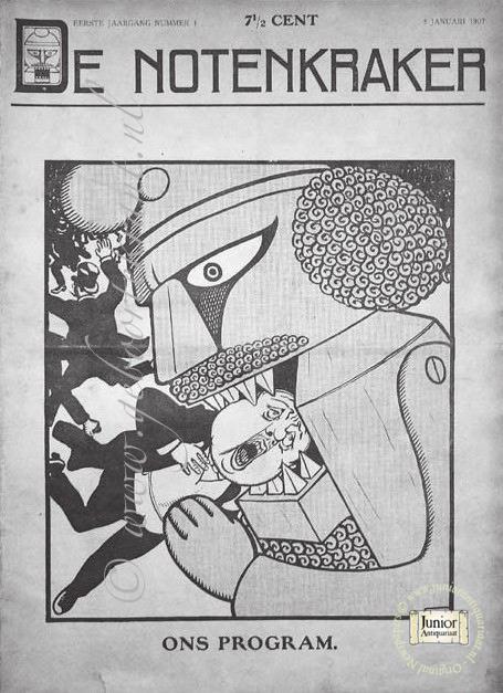 De Notenkraker (22-07-1922)