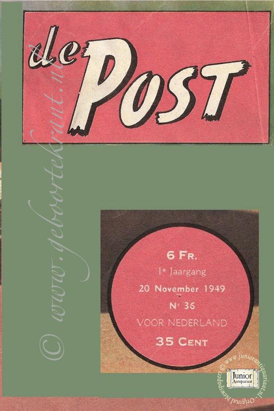 De Post (19-07-1971)