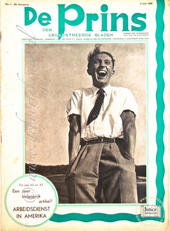 De Prins der Geïllustreerde Bladen (13-11-1920)