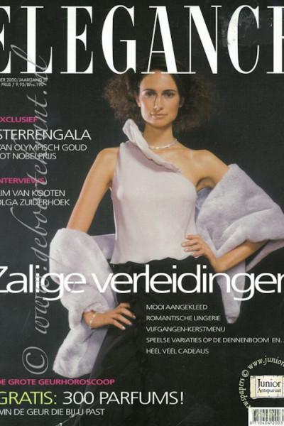 Elegance maandblad voor de vrouw