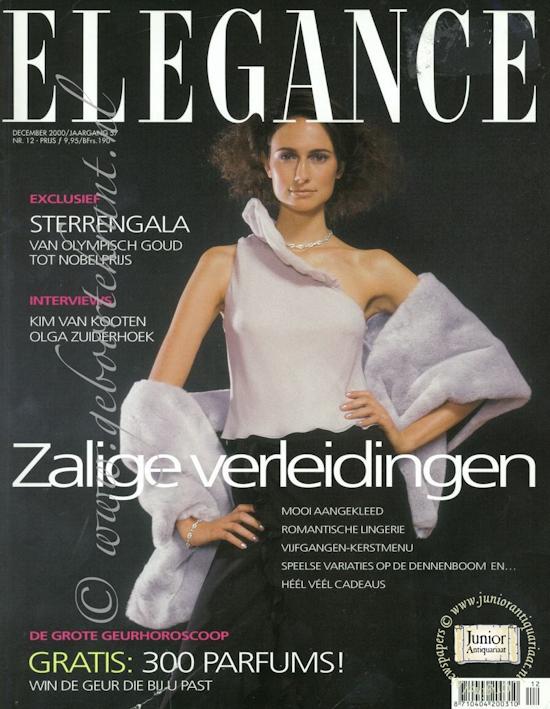 Elegance maandblad voor de vrouw (01-10-1971)