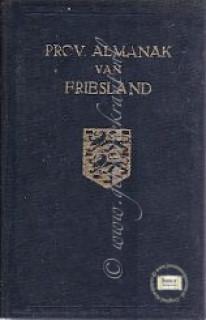 Provinciale almanak van Friesland 1971
