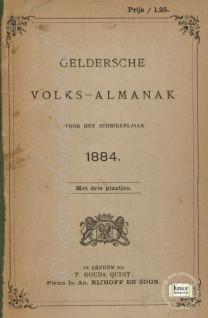 Geldersche Volks-almanak