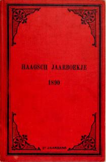Haagsch jaarboekje
