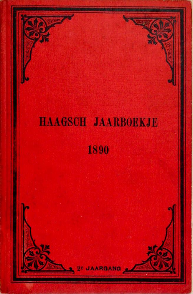 Haagsch jaarboekje 1893
