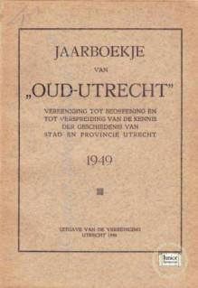 Jaarboekje van Oud Utrecht 1956