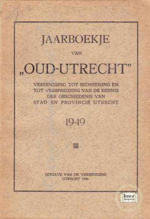 Jaarboekje van Oud Utrecht 1924