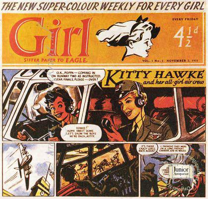 Girl (UK comics)