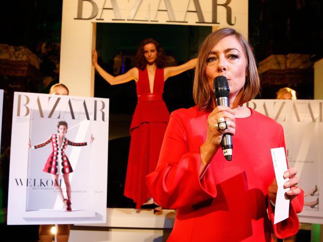 Damesmagazine 'Harper's Bazaar' in Nederland gelanceerd