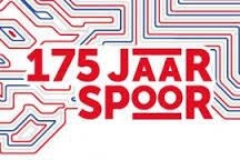 Het Nederlandse spoor bestaat 175 jaar
