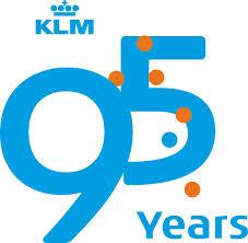 KLM viert 95-jarig bestaan