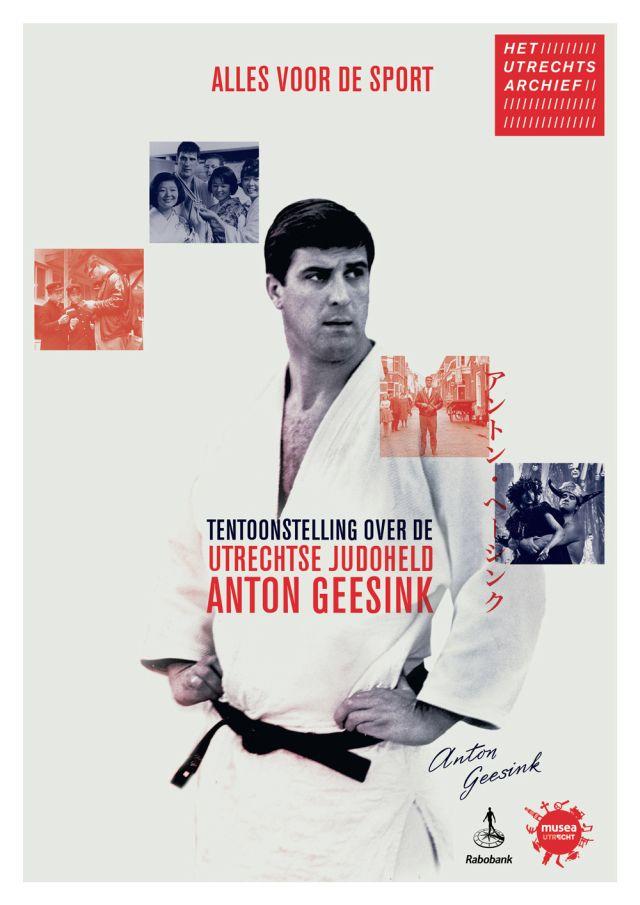 Anton Geesink: legendarische sportheld in Nederland