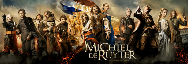 'Michiel de Ruyter': film over leven Nederlandse admiraal in de bioscoop