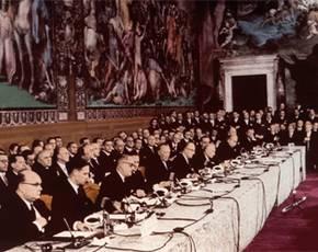 Europese Economische Gemeenschap: het begin van één Europa