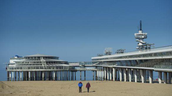Scheveningse Pier deze zomer weer in gebruik