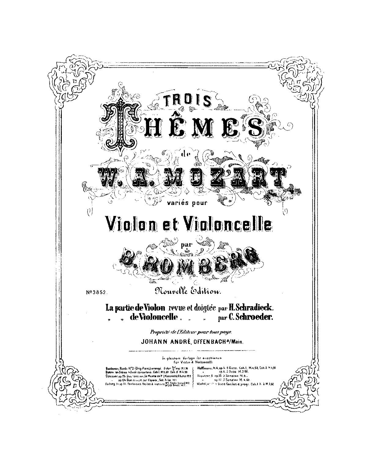 Oude bladmuziek van diverse componisten verkrijgbaar