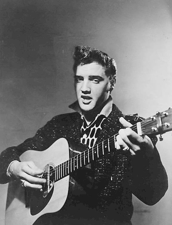 Elvis Presley overleed 40 jaar geleden