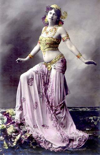 Mata Hari: executie 100 jaar geleden