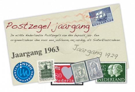 Postzegel jaargangen