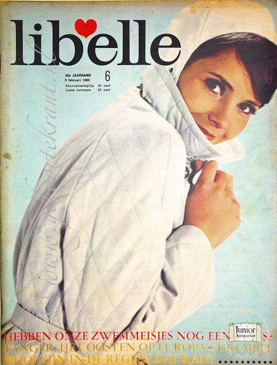Libelle - damesweekblad (17-07-1971)