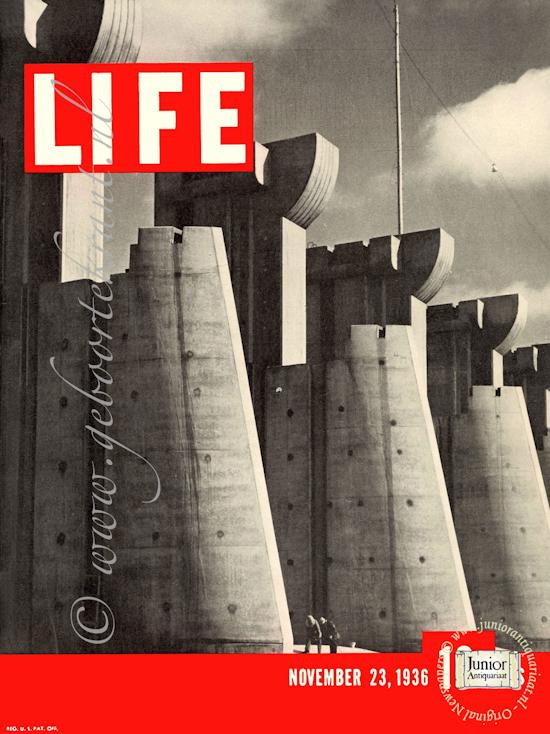 Vintage tijdschrift Life (04-04-1938), een mooi cadeau voor jubileum of verjaardag