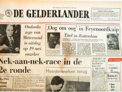 De Gelderlander (04-05-1971)