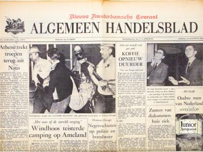Verjaardagskrant Historische Krant Cadeaus Historisch