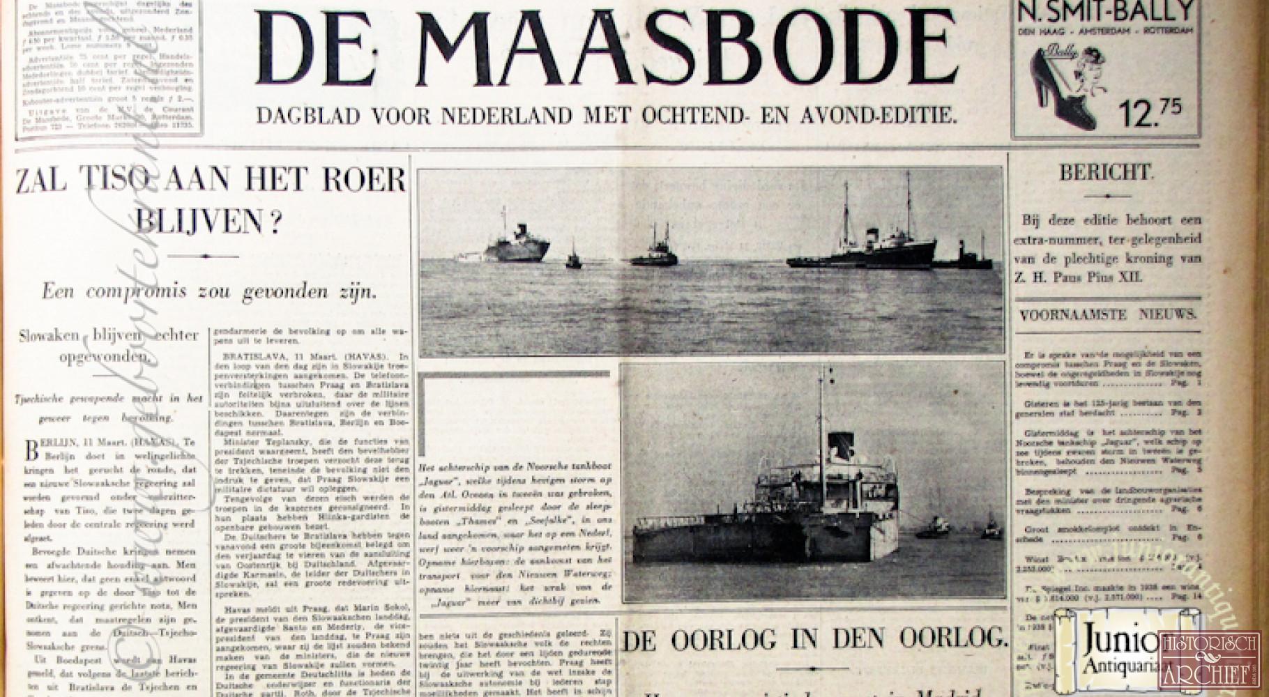 De Maasbode