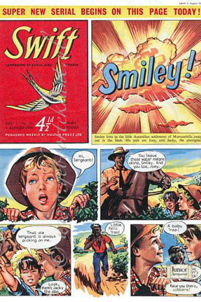 Swift (UK comics)