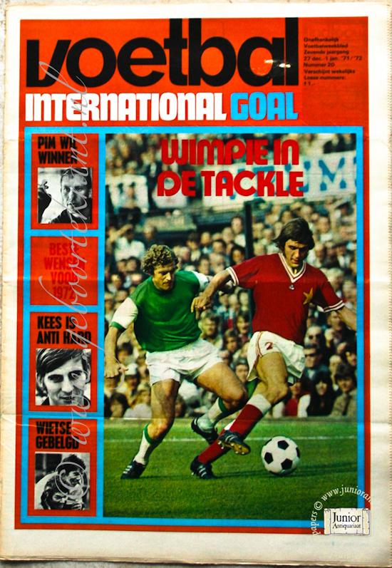 Voetbal International (20-07-1971)
