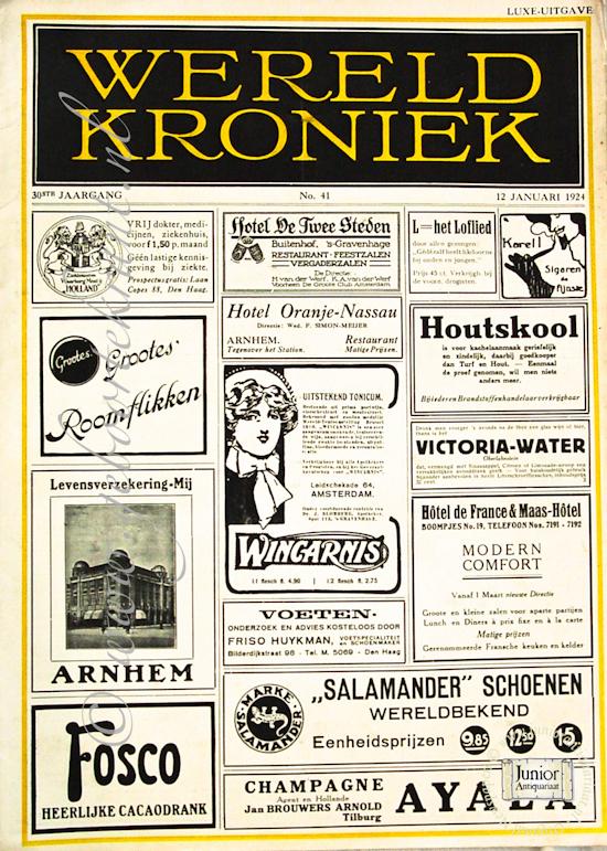 Wereldkroniek (22-07-1922)