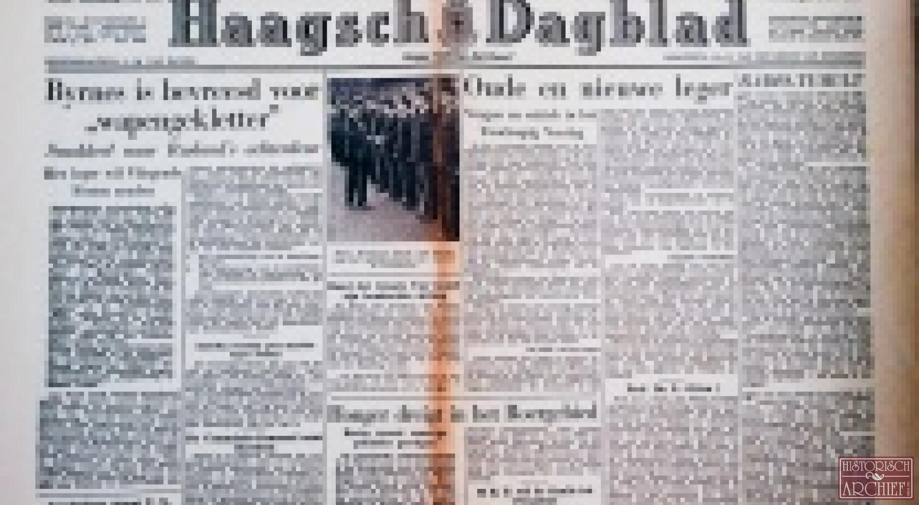 Haagsch Dagblad