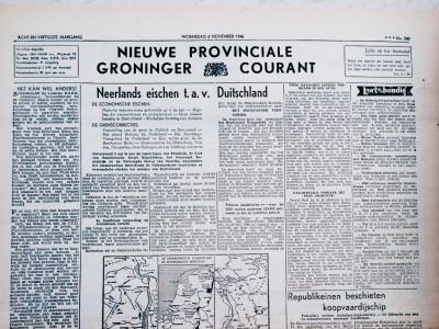Nieuwe Provinciale Groninger Courant