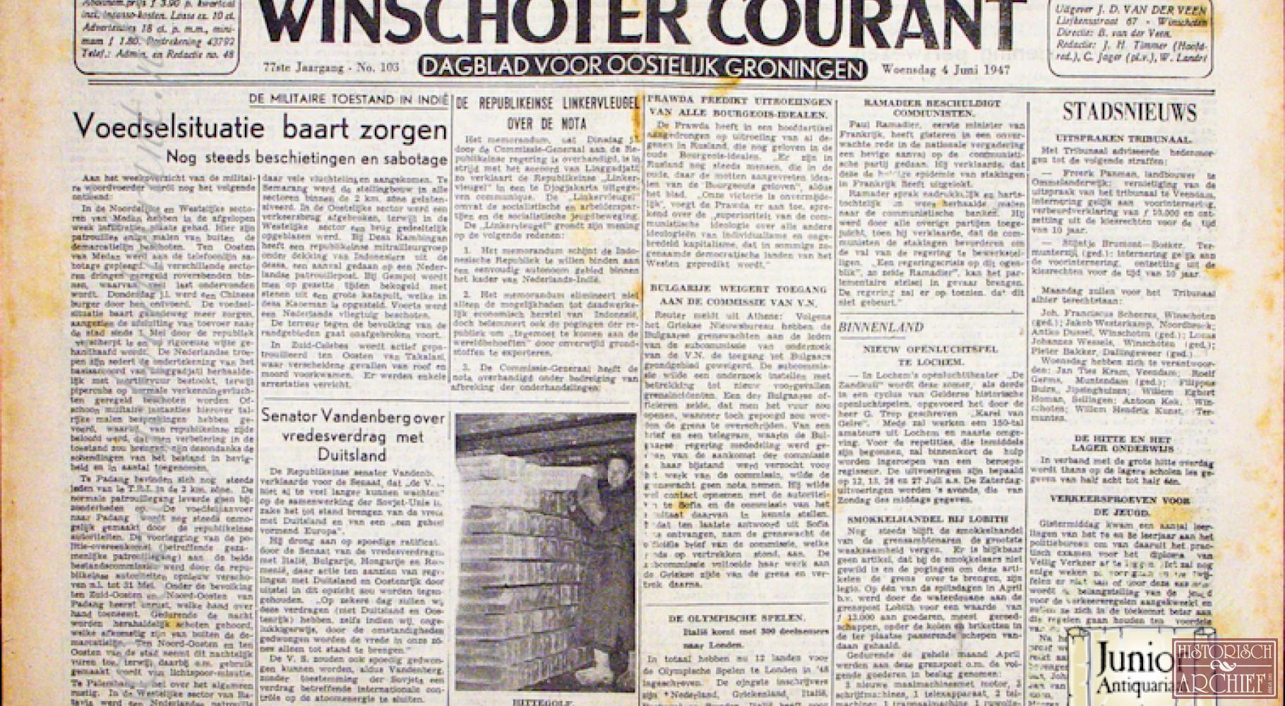 Winschoter Courant