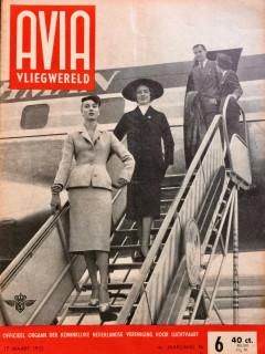 Avia krant geboortedag als jubileumscadeau