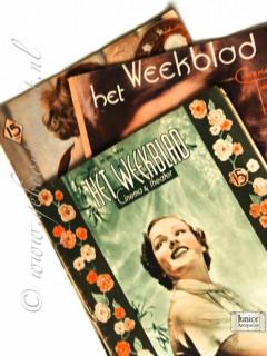 Het weekblad cinema en theater