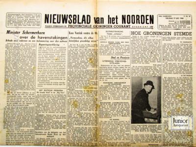 Nieuwsblad van het Noorden