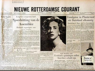Rotterdamsche courant